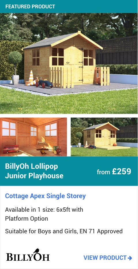 BillyOh Lollipop Max Playhouse