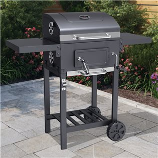 BillyOh Kentucky Smoker BBQ - Charcoal American Grill Outdoor Barbecue