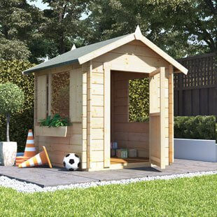 Log Cabin Playhouses Category