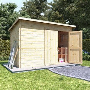 Log Cabin Sheds Category