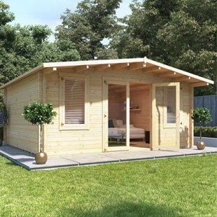 Log Cabin Summerhouses Category