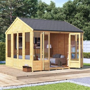 Garden Summer House Category