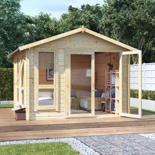 Cheap Log Cabins