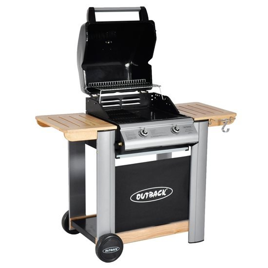 Outback Spectrum Hooded Barbecue Range *2015 Model*