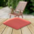 1 x Armchair Cushion - Terracotta