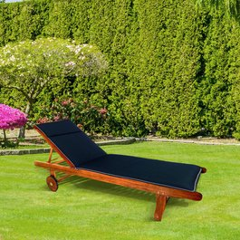 CC - Garden Lounger Cushion