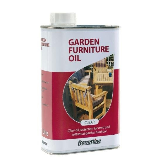 Barrettine Universal Garden Furniture Oil