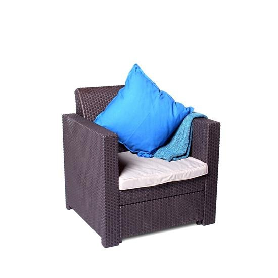 Keter Limousine Rattan Style Chair