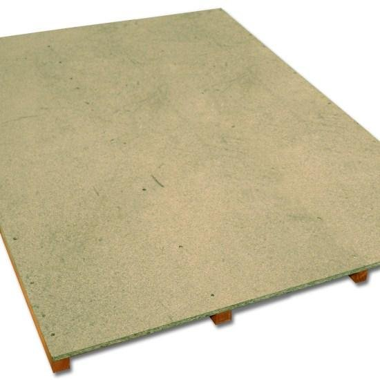 BillyOh Wooden Shed Economy Solid Sheet Floor