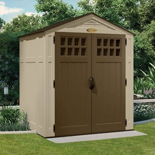 Plastic Sheds Category