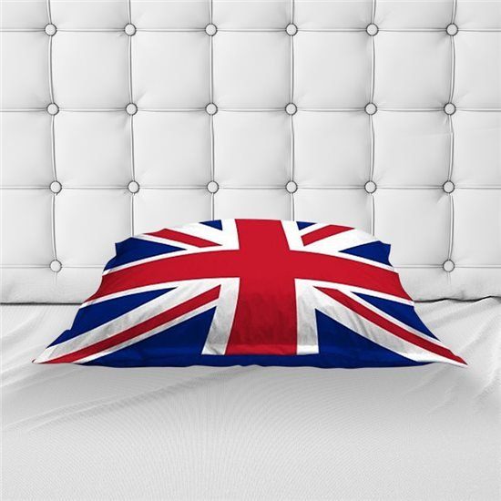 Norfolk Leisure Xpandacush Bean bag Union Jack