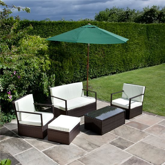 BillyOh Sandringham Set Brown with Optional Parasol