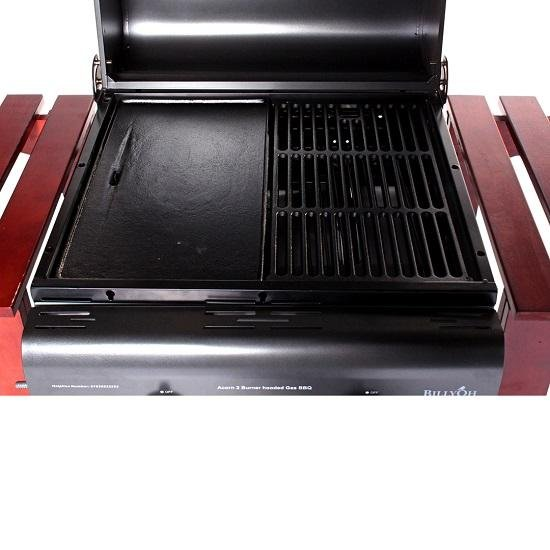 The BillyOh Acorn 2 Burner Hooded Gas BBQ