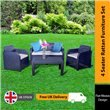 Lounge Set - Natural Cushions