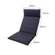 BillyOh Deluxe Garden Recliner Chair Cushions - Navy Blue - Size