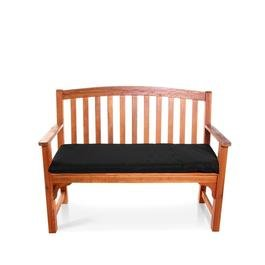 BillyOh 2 Seat Bench Cushion - Black