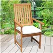 BillyOh Windsor High Back Wooden Garden Armchair