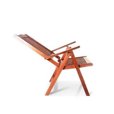 Billyoh Hampton Reclining Armchair 1 2 4 6 8 10 Wooden