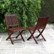 BillyOh Hampton Folding Chair - 2/4/6/8/10 Wooden Folding Chairs