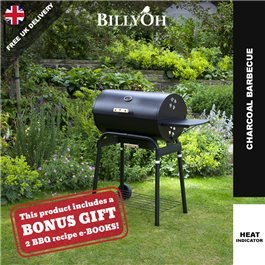 BillyOh Kentucky Charcoal Grill Barbecue
