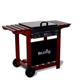 BillyOh Acorn Flatbed Gas BBQ - 2 Burner with Hose & Regulator
