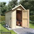 BillyOh Heavy Duty Apex Windowless Log Cabin Store