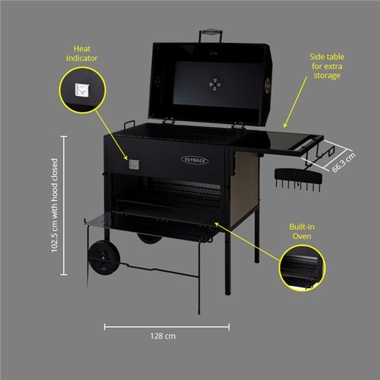Outback Oven Grill