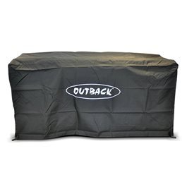 Outback BBQ Weather Cover - Party 6 Burner BBQ Cover