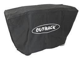 Outback BBQ Weather Cover - Spectrum 2 & 3 Burner Flatbed BBQ Cover