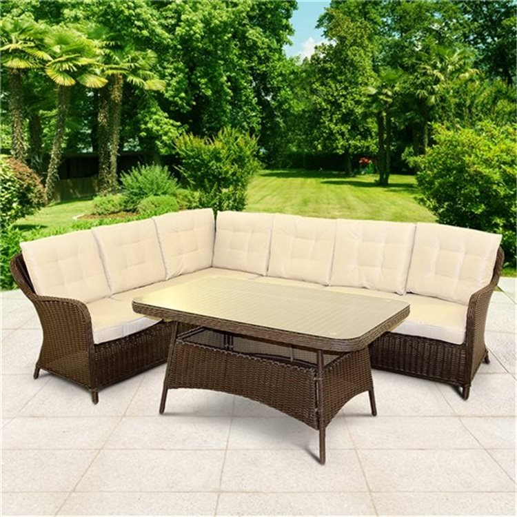 11a8e91d9a1f Garden Furniture & Outdoor Patio Sets | Rattan, Metal & Wood