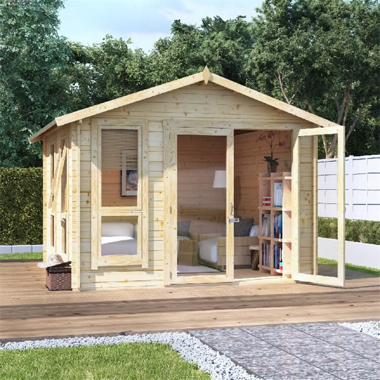 BillyOh Sasha Log Cabin Summerhouse