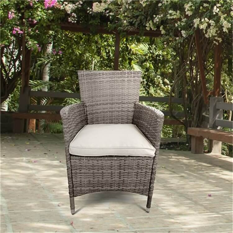 Billyoh Rosario 2 4 6 8 Seat Rattan Dining Chairs In Natural With