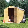 BillyOh Storer Tongue and Groove Apex Shed