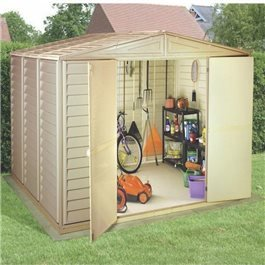 BillyOh WoodBridge Plastic Shed Inc Foundation Kit