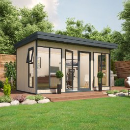 Evolution Composite Garden Office
