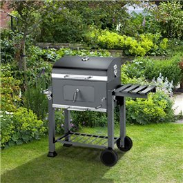 Smoker Grill Portable BBQ