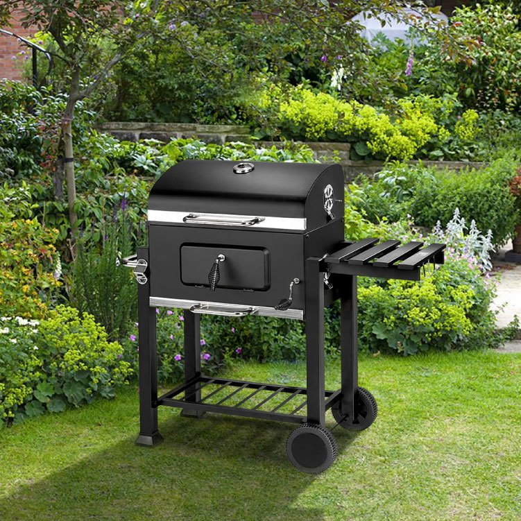 BillyOh Charcoal BBQ Smoker Grill