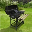 BillyOh Portable Barrel Charcoal Smoker Grill BBQ