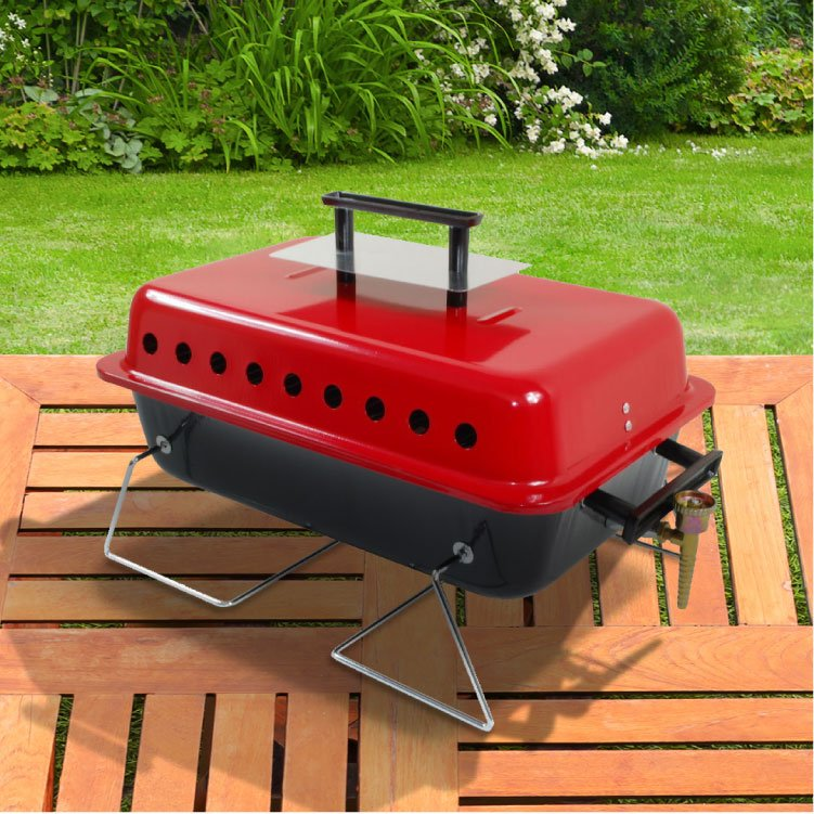 BillyOh Table Top Portable Gas BBQ