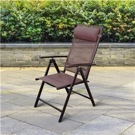 BillyOh Comfort Recliner Chair with Head Pillow - 2/4/6/8/10 Recliner Chairs in Brown