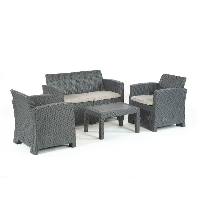 Prime Billyoh Florence 4 Piece Rattan Sofa Set Home Interior And Landscaping Ologienasavecom