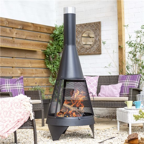 BillyOh Mesh Colorado XL Chiminea