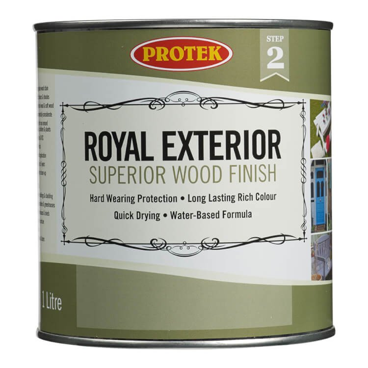 Protek Royal Exterior Superior Finish 1ltr