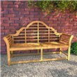 BillyOh Windsor 3 Seater Lutyens Wooden Garden Bench