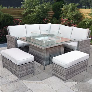 Fire Pit Rattan Sets Category