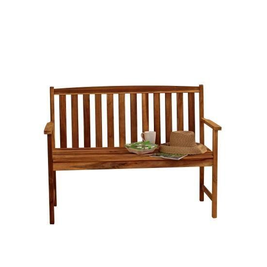 Seater Wooden Garden Bench
