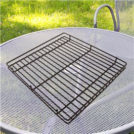 Outback Lava Rock Basket - for Select 6-Burner BBQs