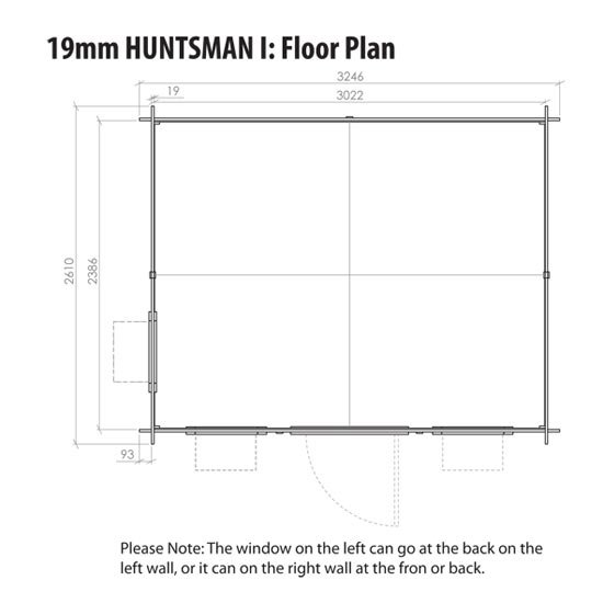 Billyoh Huntsman I Living Space