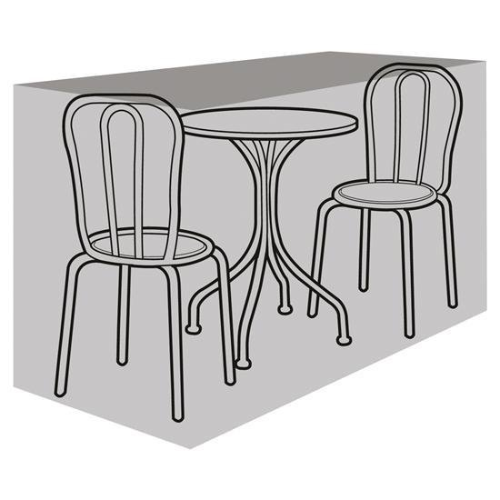 Garland Luxury 2 Seater Bistro Set Cover