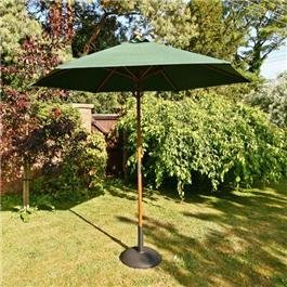 Sturdi 2.5m Hardwood Frame Garden Parasol Collection